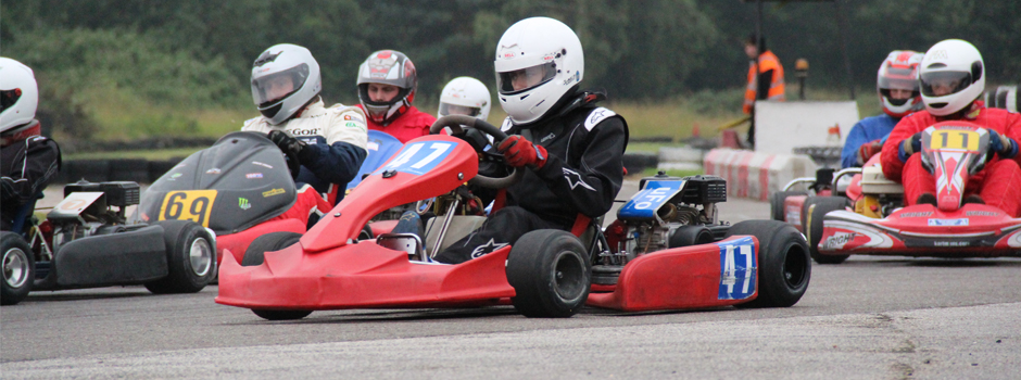 Bring your own kart along and show us your skills