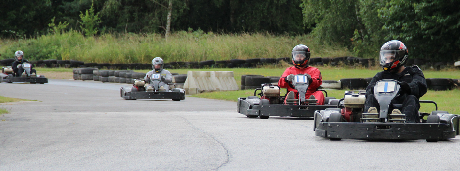 Grand Prix Racing at Anglia Karting