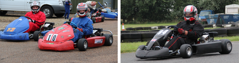 Anglia Karting - The perfect place to fine tune your go-kart and your race skills